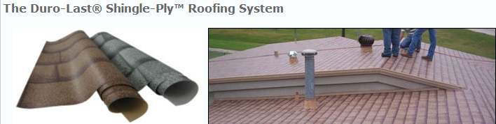 Perfect Duro Last Roofing