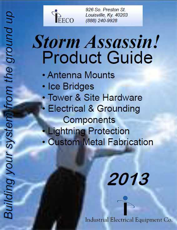 Storm Assassin Product Guide
